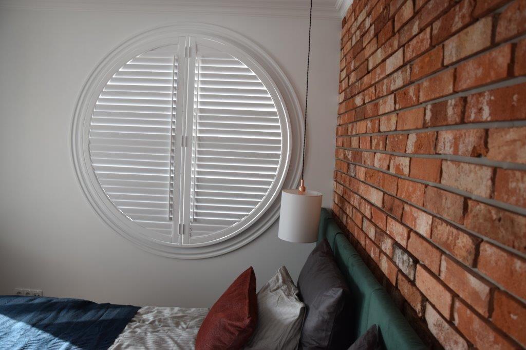 shutters okiennice